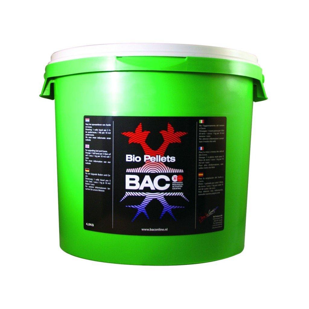 B.A.C. Bio pellets 4,5 kg