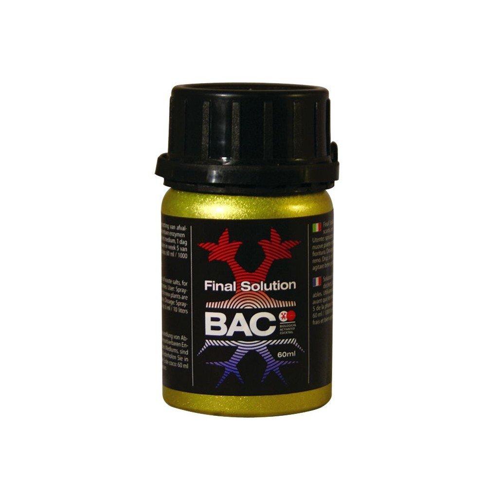 B.A.C. Final solution (různý objem)