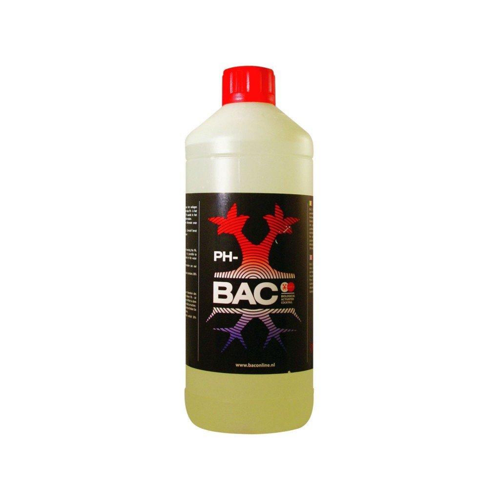 B.A.C. pH-  1 l