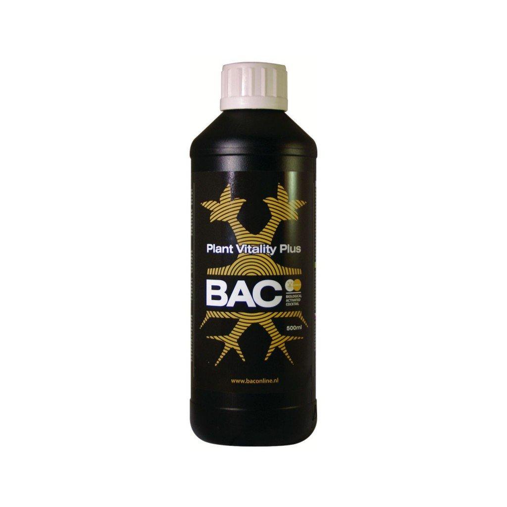 B.A.C. Plant vitality plus 500 ml