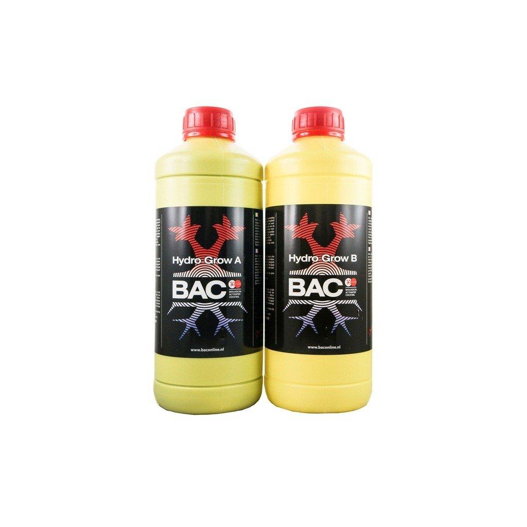 B.A.C. TopFlower Hydro grow A+B (různý objem)
