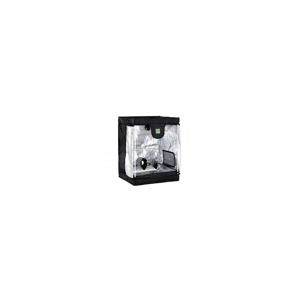 BudBox PRO 75x75x100 Silver