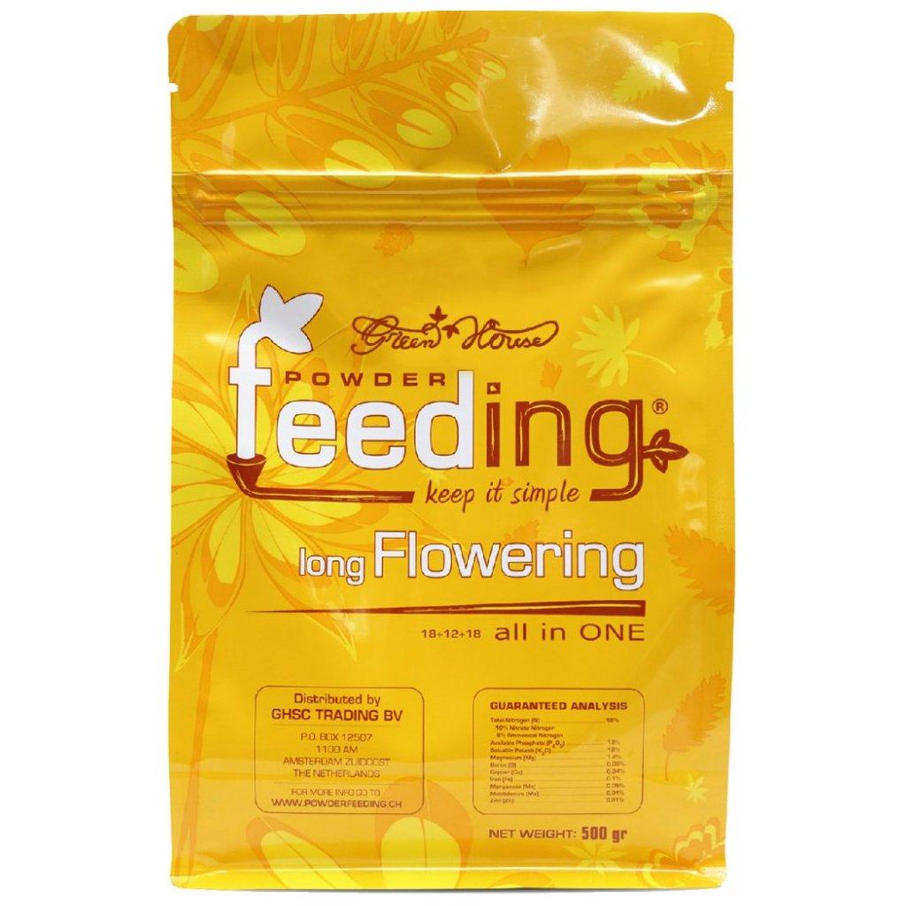 Powder Feeding - Long flowering (různý objem)