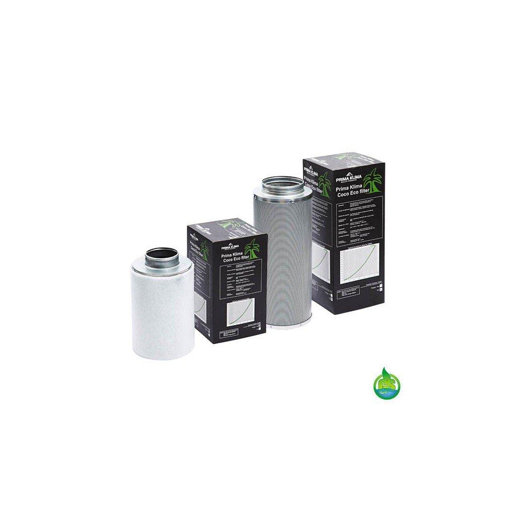 Carbon Filter ECO flange 125x180 mm (240-160 m3 / h.)