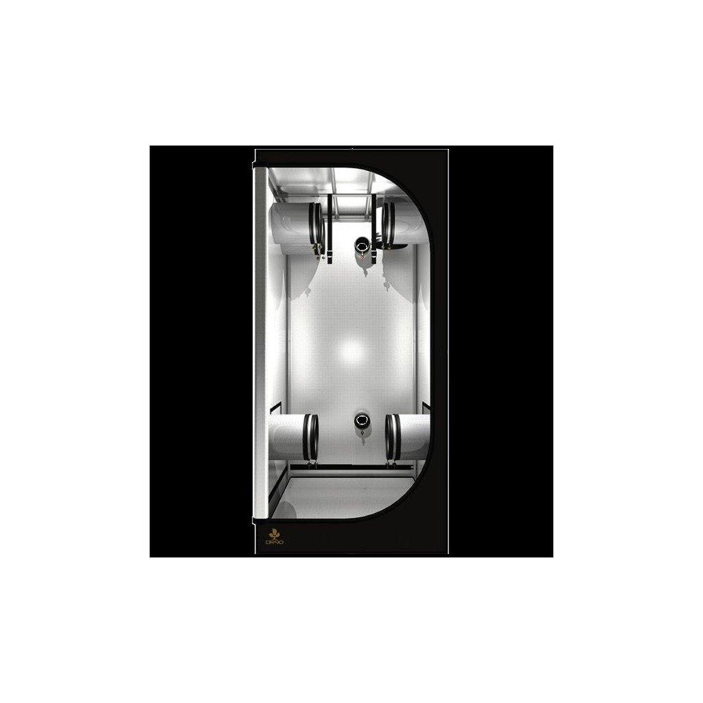 Dark Room 90 II 90x90x185cm