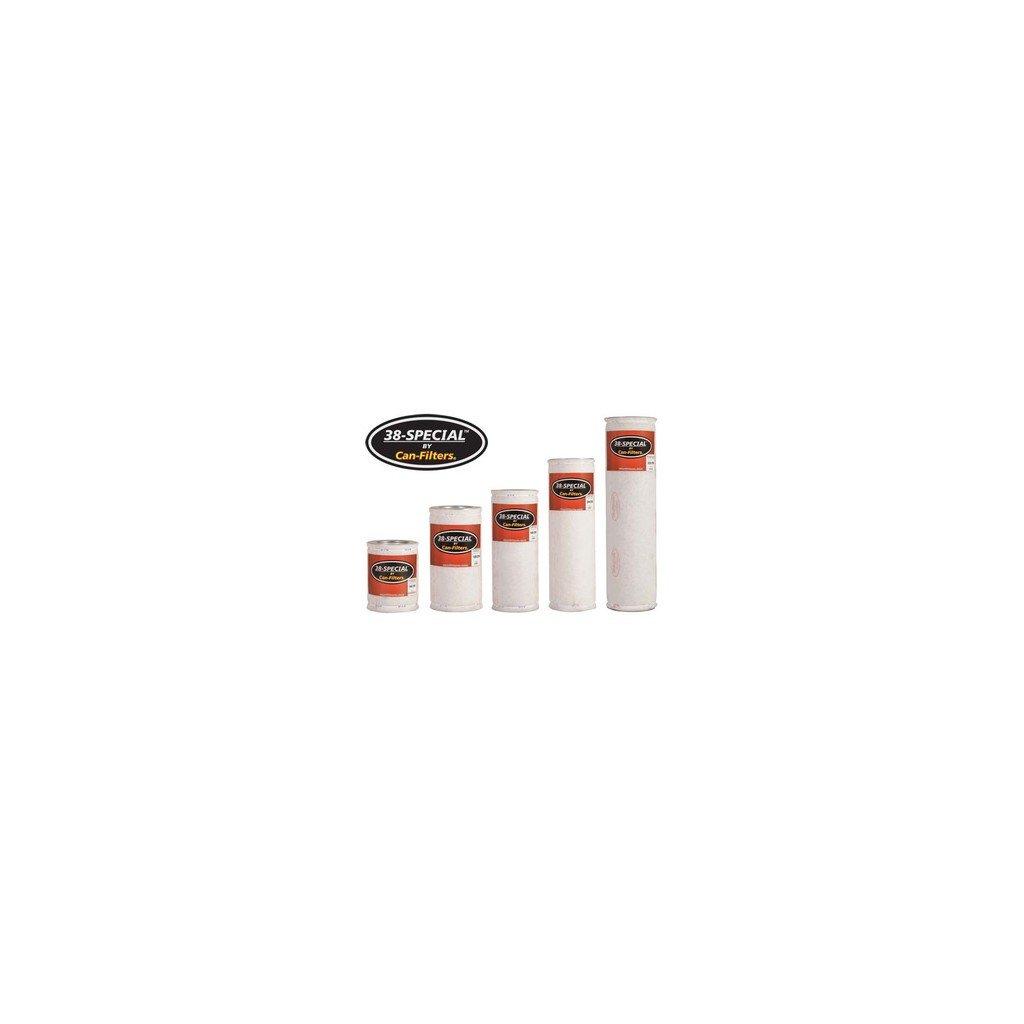 Filter CAN - Special 700 - 1000 m3/h Příruba 250mm,délka 50cm,průměr 38cm,vrstva uhlí 50mm