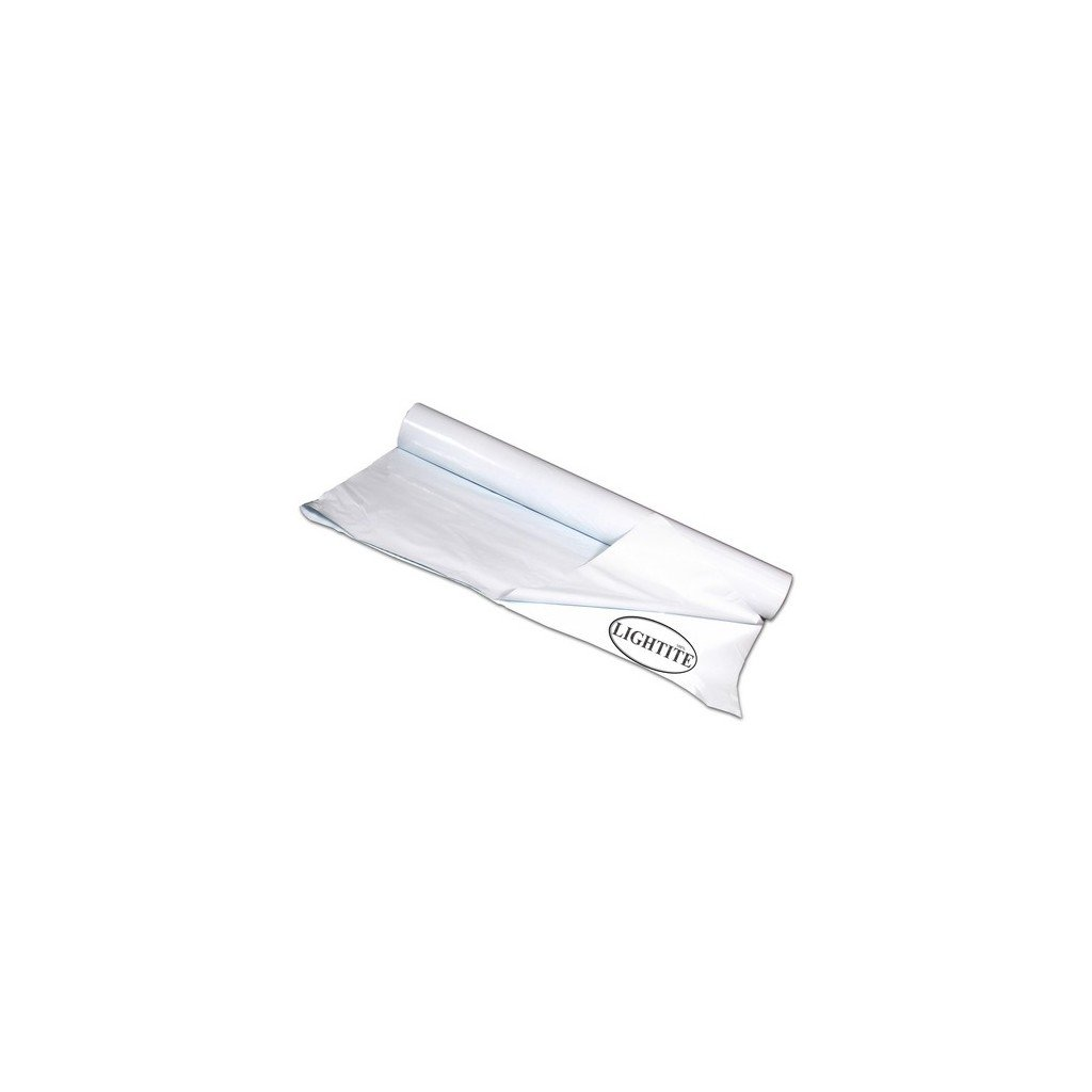 Folie 100 % White Lightite 2mx5m