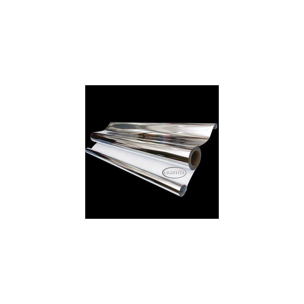 Folie Silver/White Lightite 1.25mx100m cena za 1m