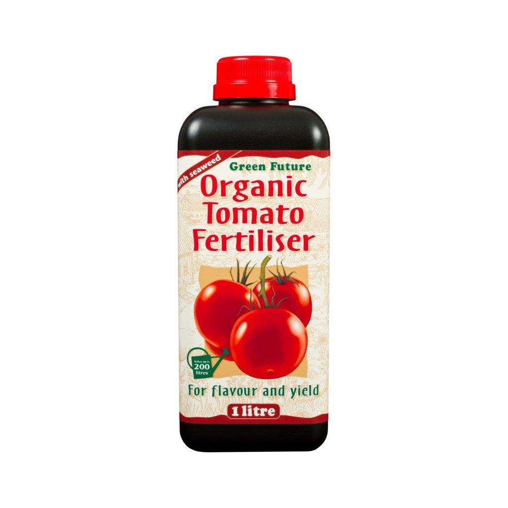 Growth Technology - Green Future Organic Tomato (různý objem)