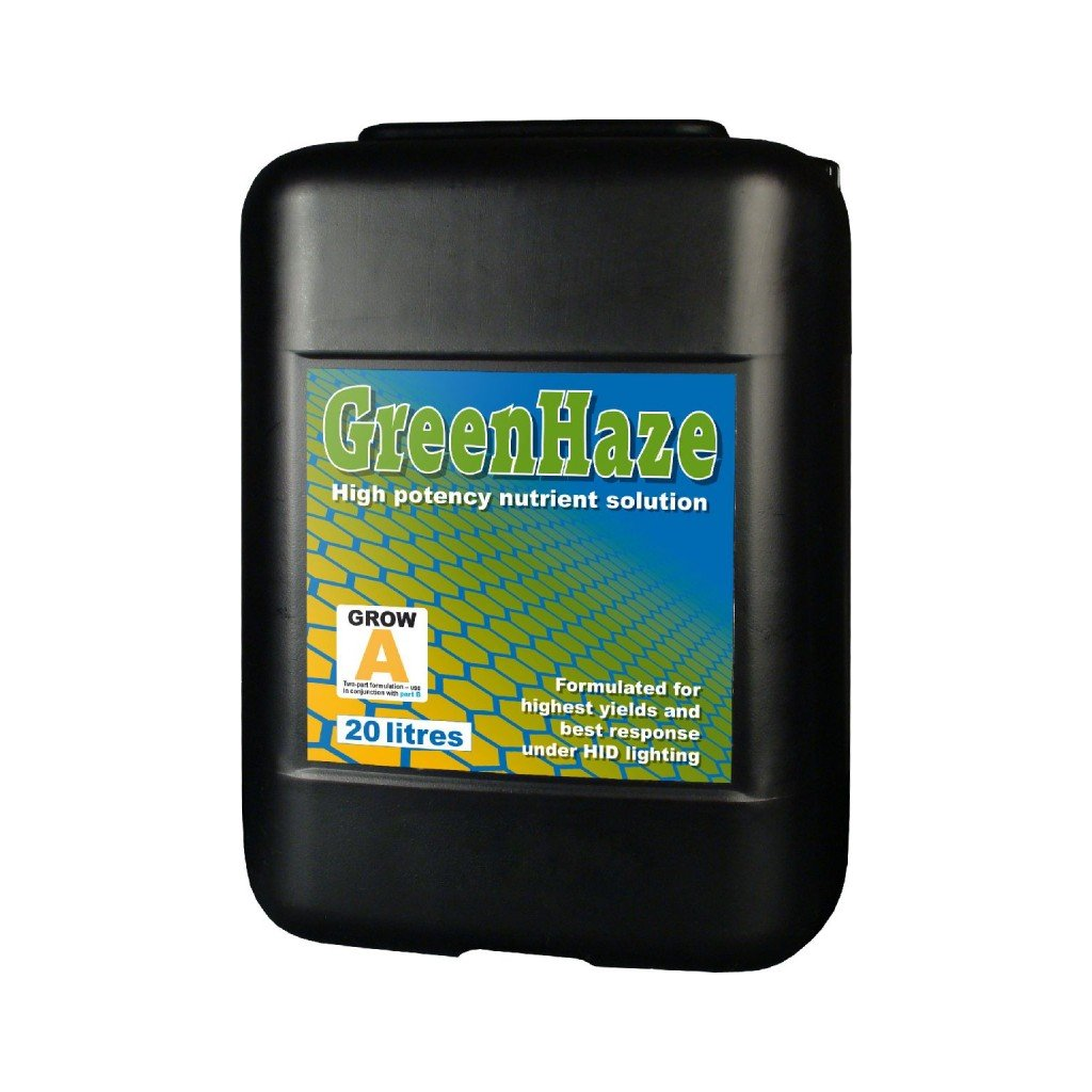 Growth Technology - Greenhaze Grow (A+B) 20l