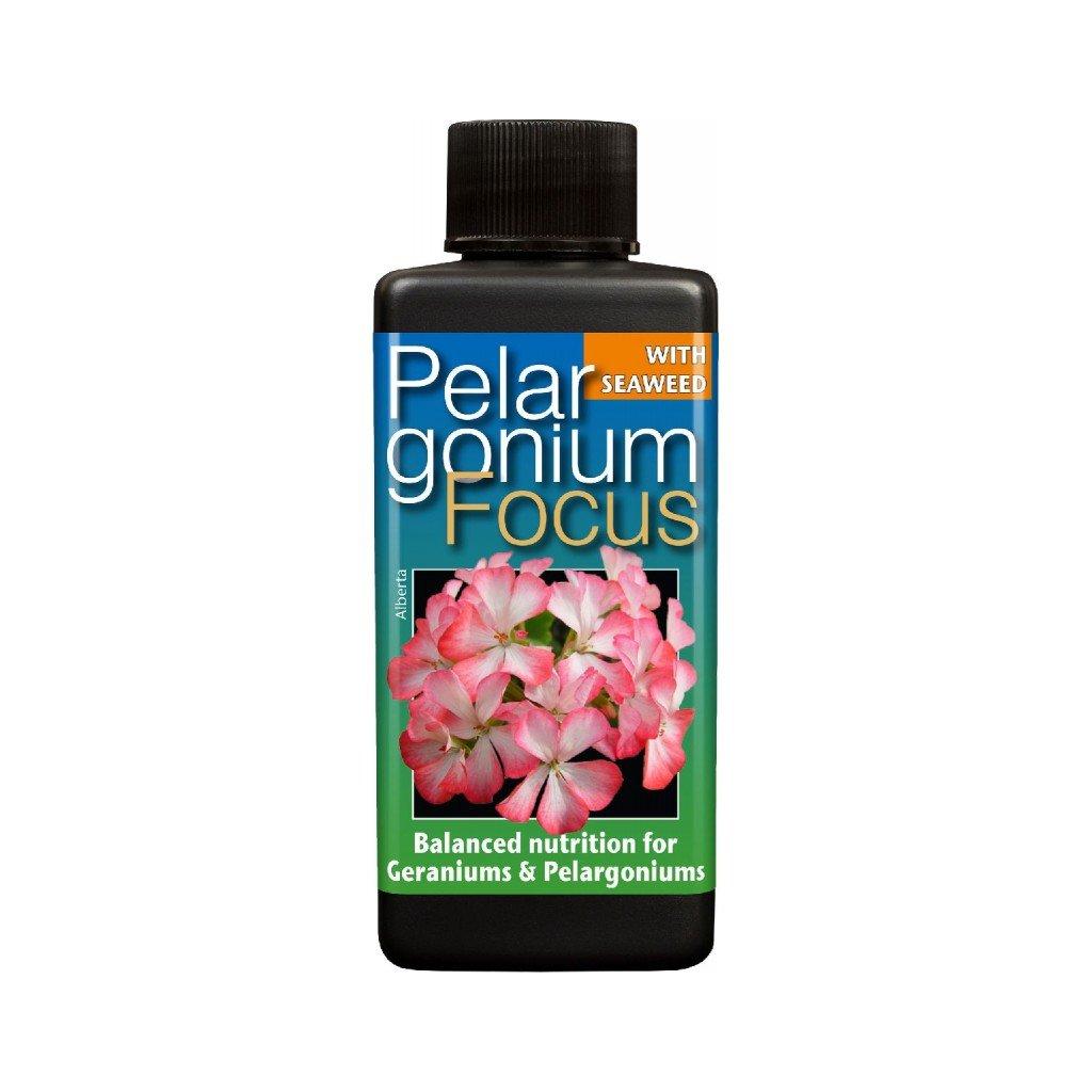 Growth Technology - Pelargonium (Geranium) Focus (různý objem)