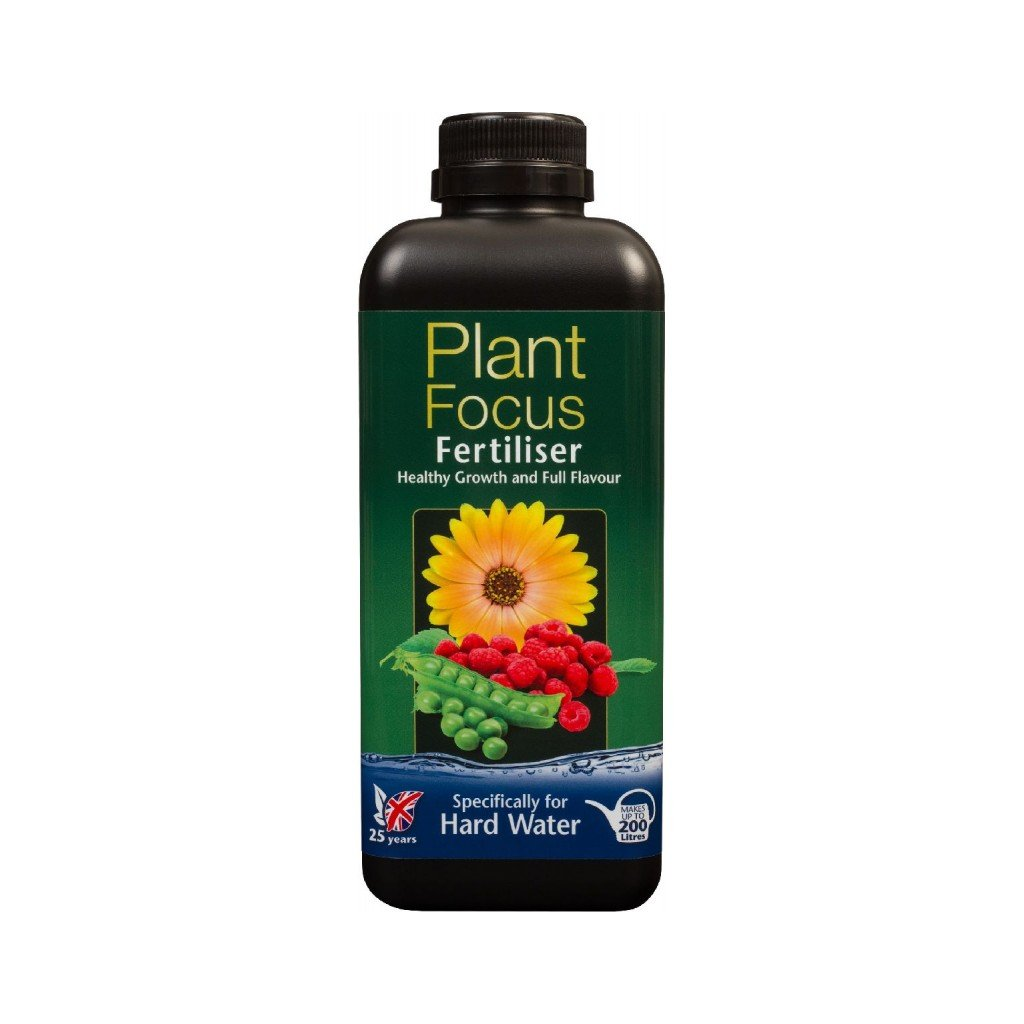 Growth Technology - Plant Focus - Hard water (různý objem)