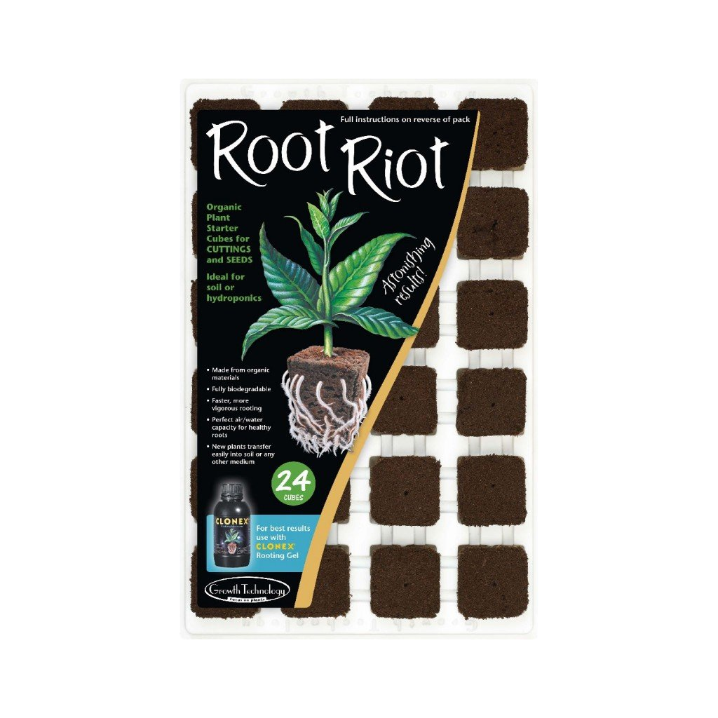 Growth Technology - Root Riot 24ks