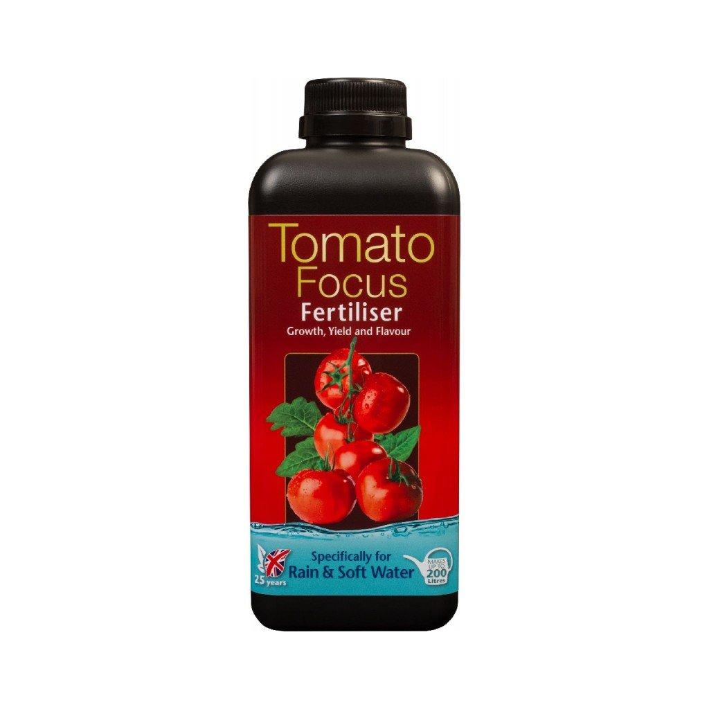 Growth Technology - Tomato Focus - Rain/Soft Water (různý objem)