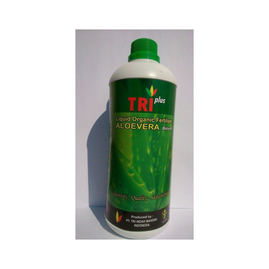TRIPLUS Aloe Vera organic 1 l