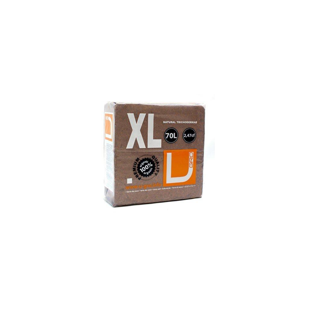 UGRO XL lisovaný kokos  70l