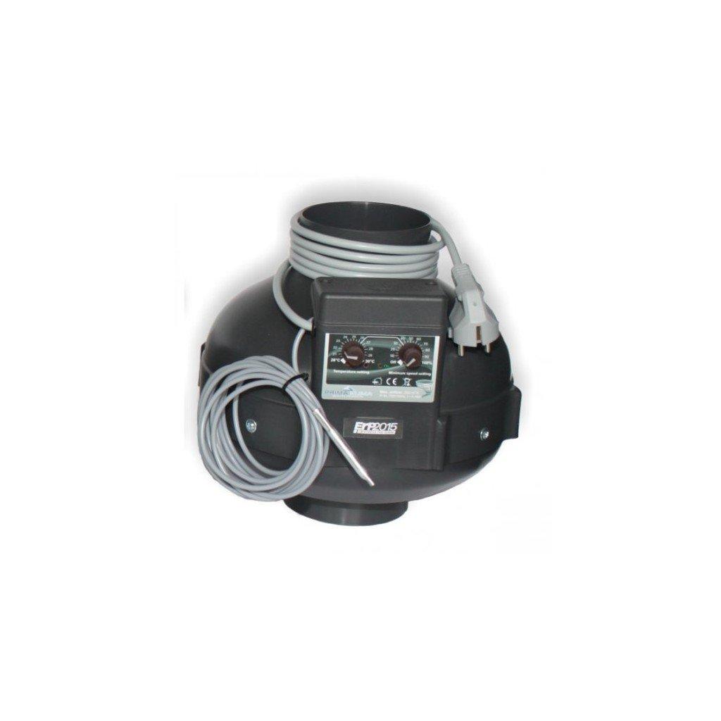 Ventilátor PRIMA KLIMA Fan with temperature controller 160 mm