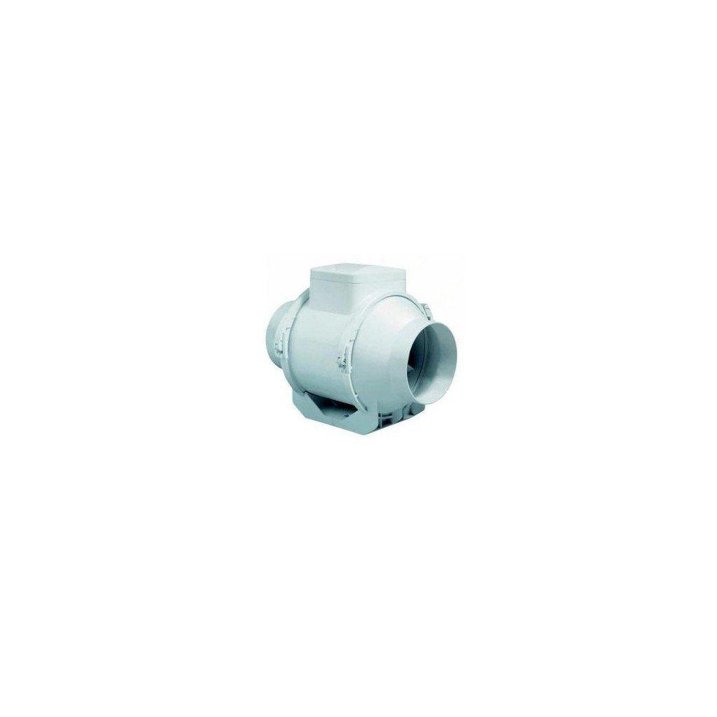 Ventilátor TT 125s, 330 / 370 m3 / h silnější motor