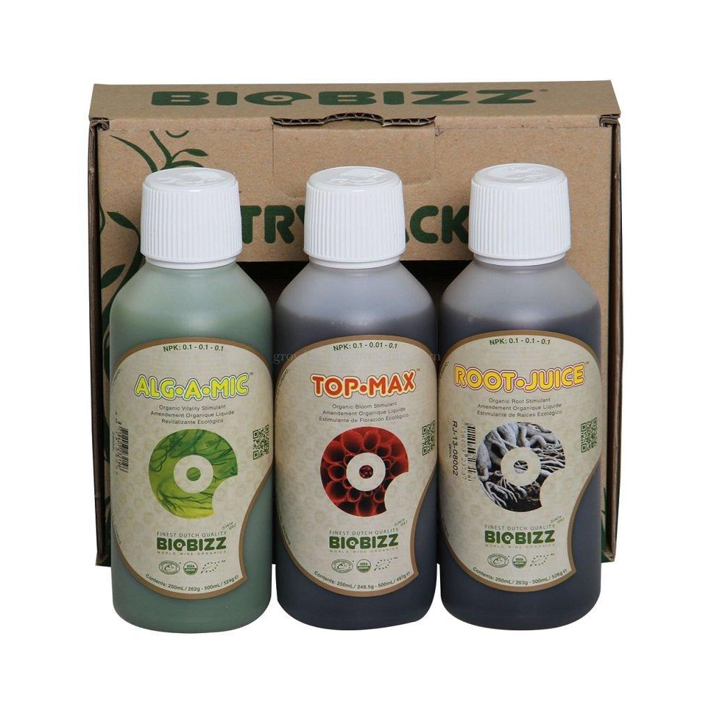 BIOBIZZ Try Pack - Stimulant