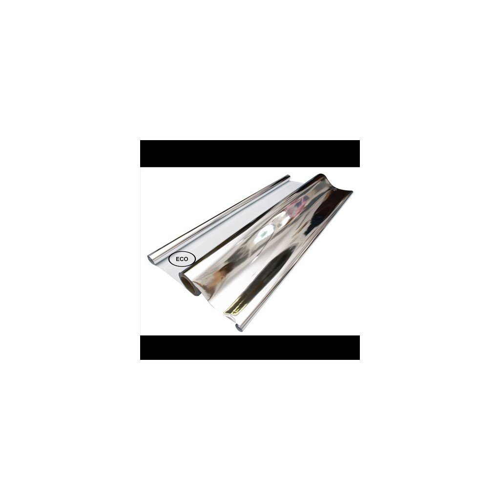 Folie Silver/White ECO 1.25mx10m
