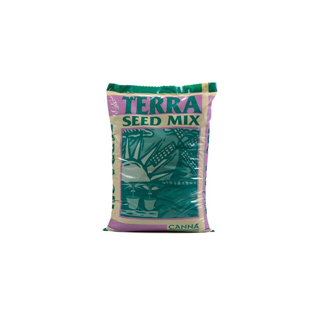 CANNA Terra Seed Mix Soil 25l