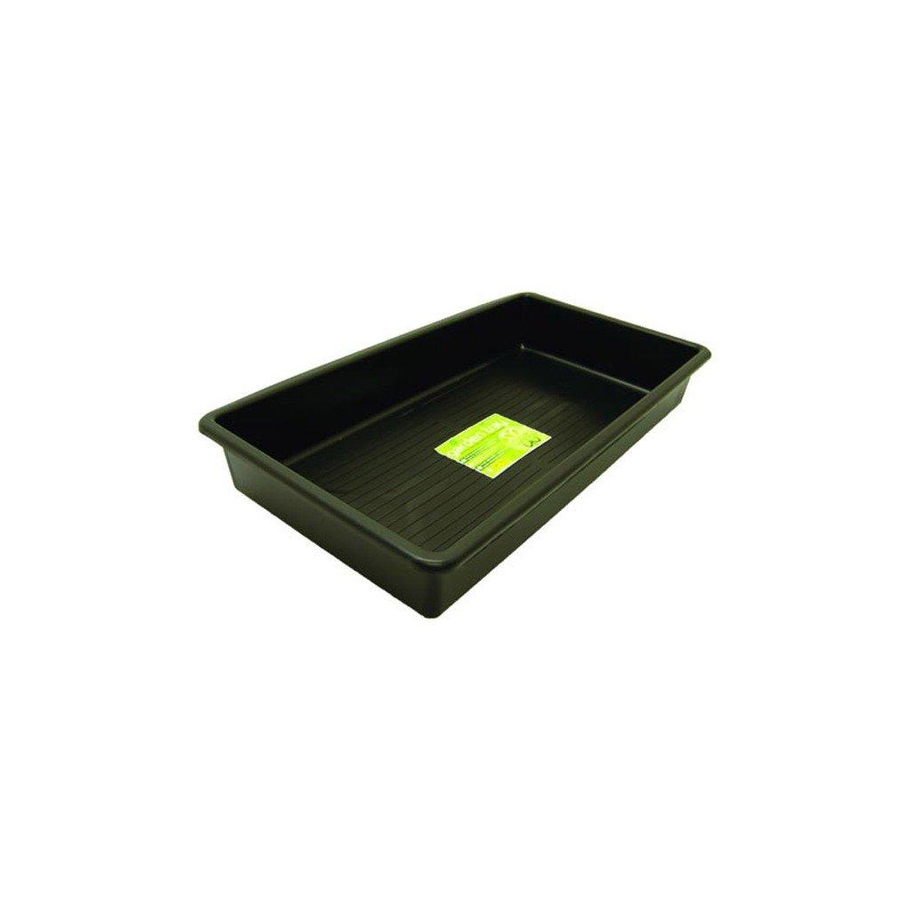 Growth Technology - Giant Tray Black 110x55cm, 4cm deep