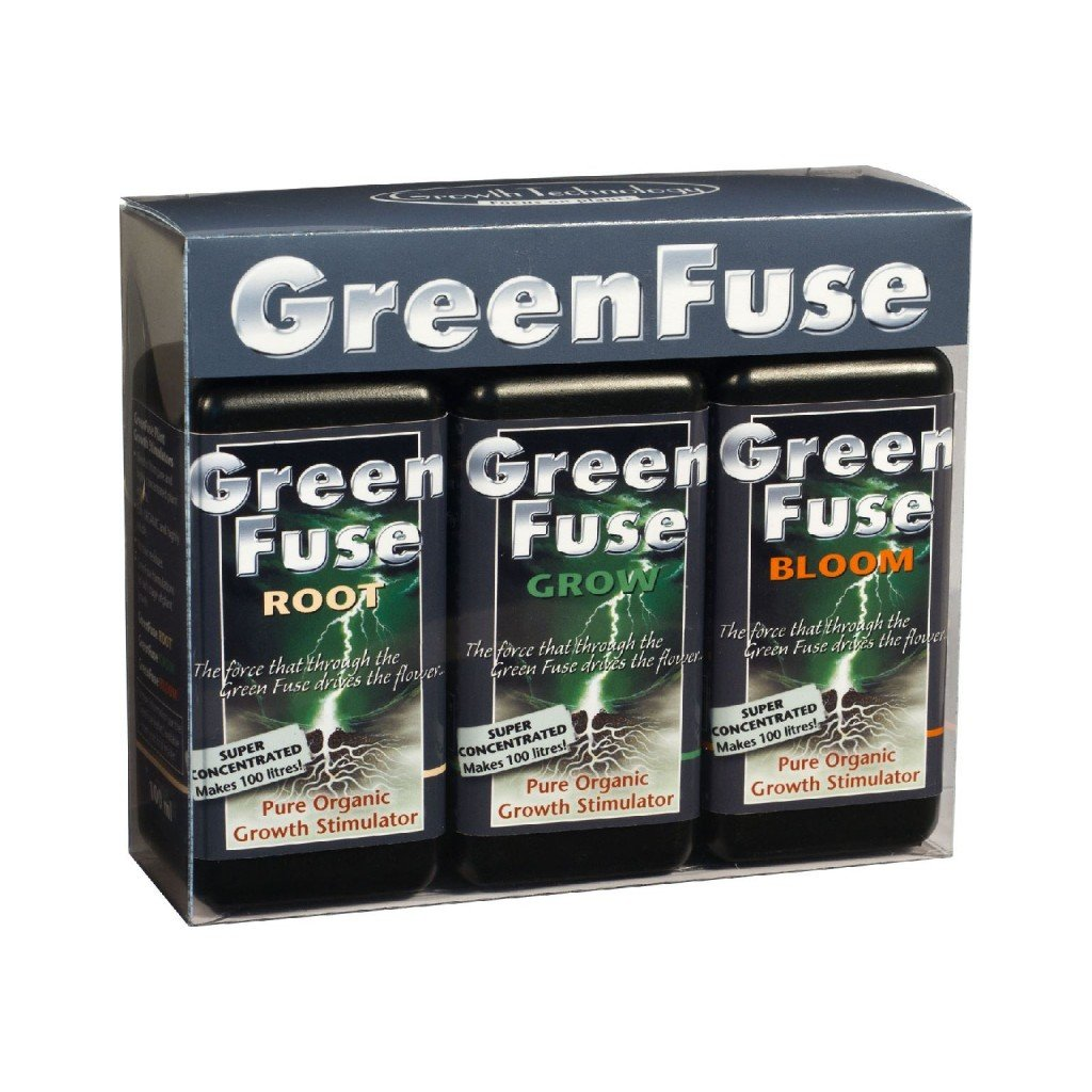 Growth Technology - GreenFuse Tripack 3 x 100ml