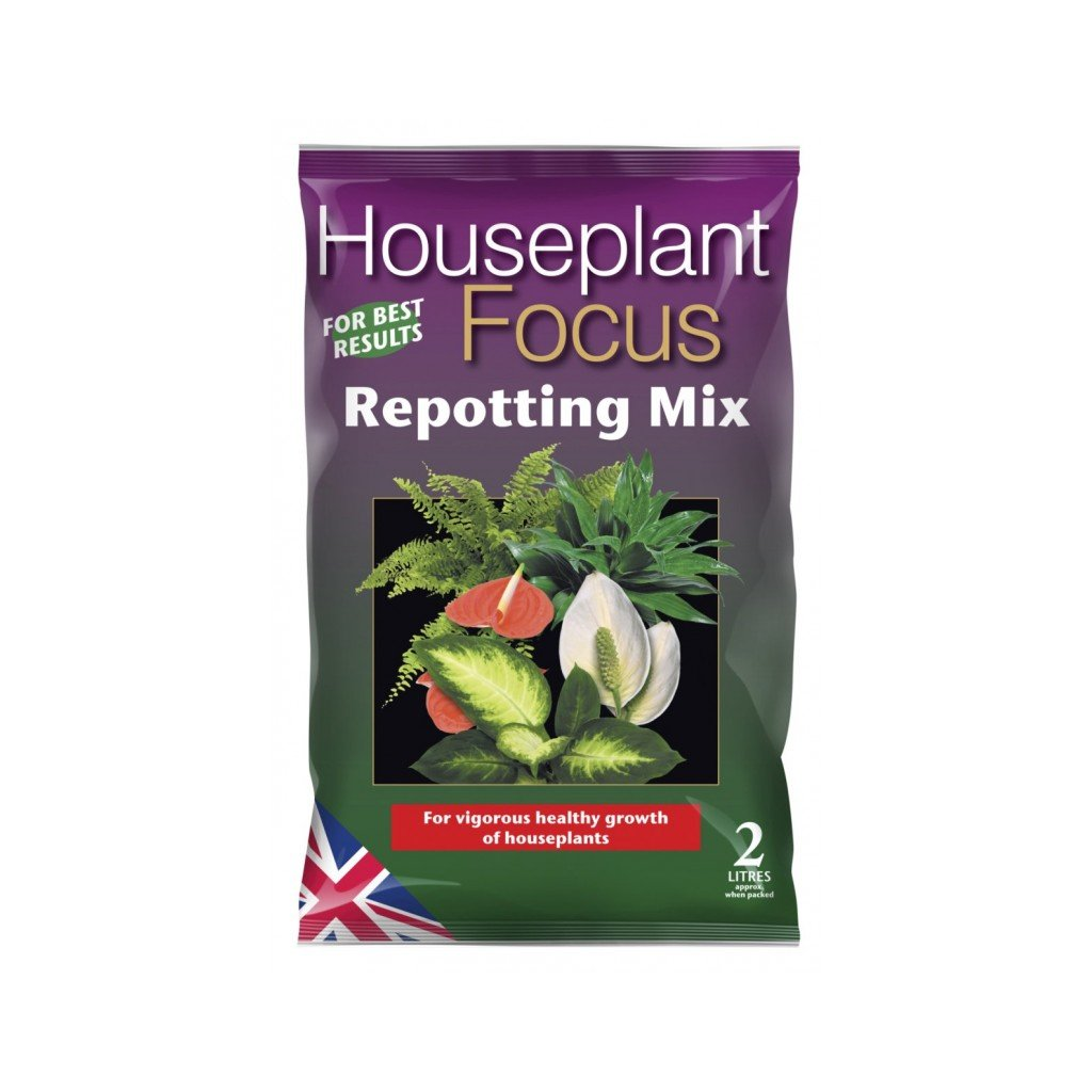 Growth Technology - Houseplant Focus Repotting Mix 2l