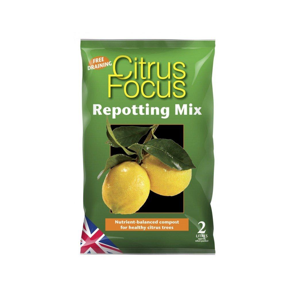 Growth Technology - Citrus Focus Repotting Mix 2l