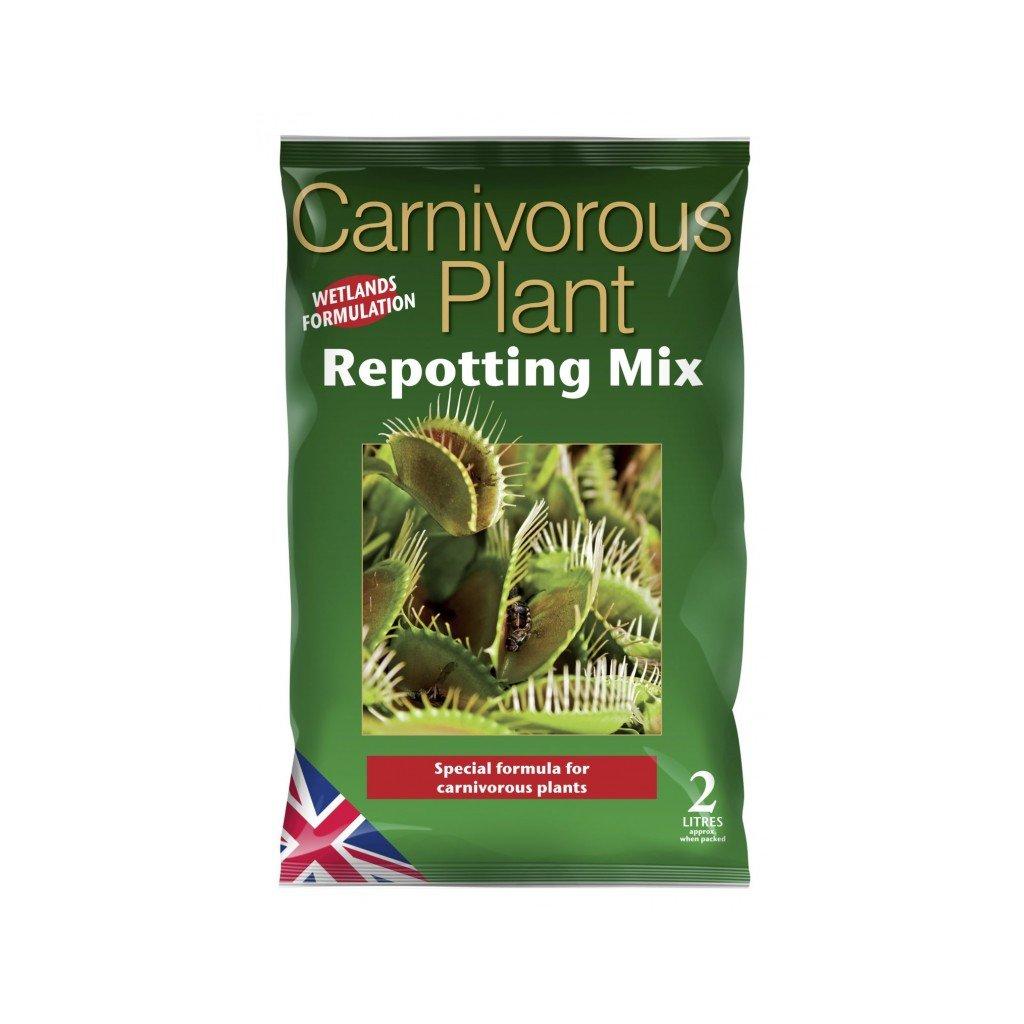 Growth Technology - Carnivorous Plant Repotting Mix 2l