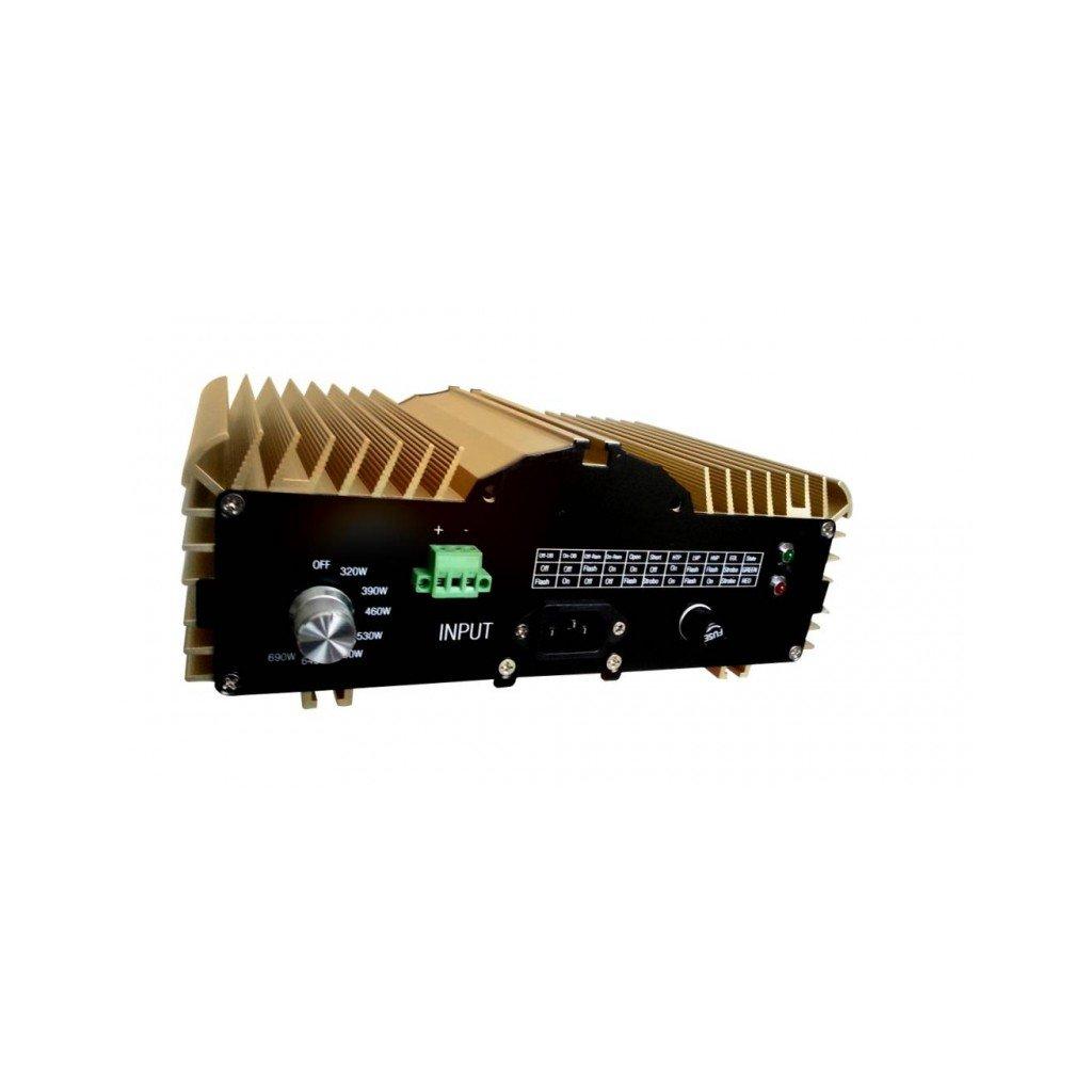 Digitální předřadník DimLux Extreme series EL UHF 600W 400V