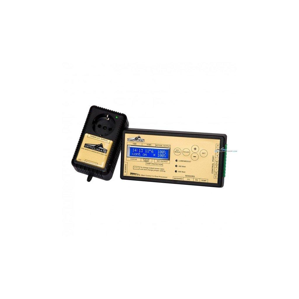 CO2 Controller (DimLux Maxi Controller s CO2 sensorem)