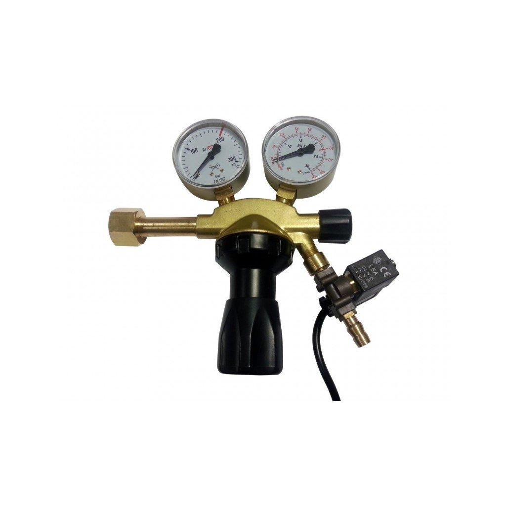 CO2 magnetický ventil