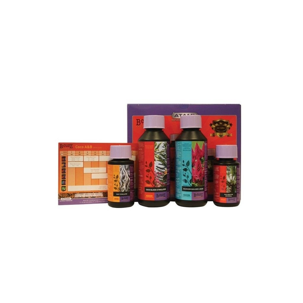 ATAMI B´CUZZ Coco Booster package 700ml