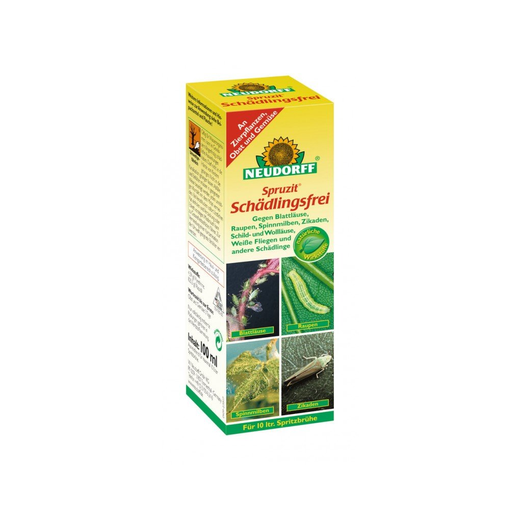 Spruzit Pest Free 100ml, bioligický insekticid
