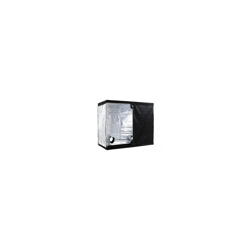 BudBox PRO 120x240x200 silver