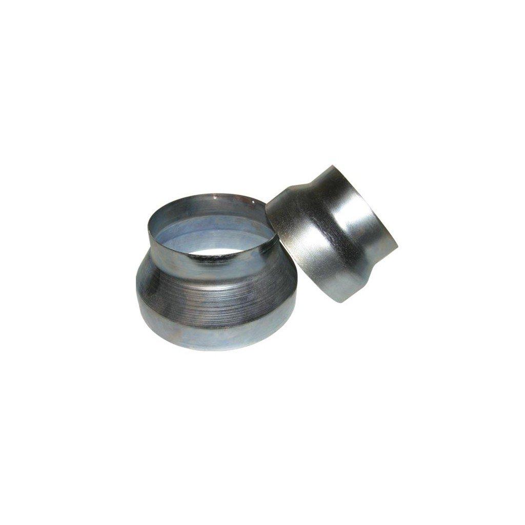 Redukce (přechod)  200-250mm kov