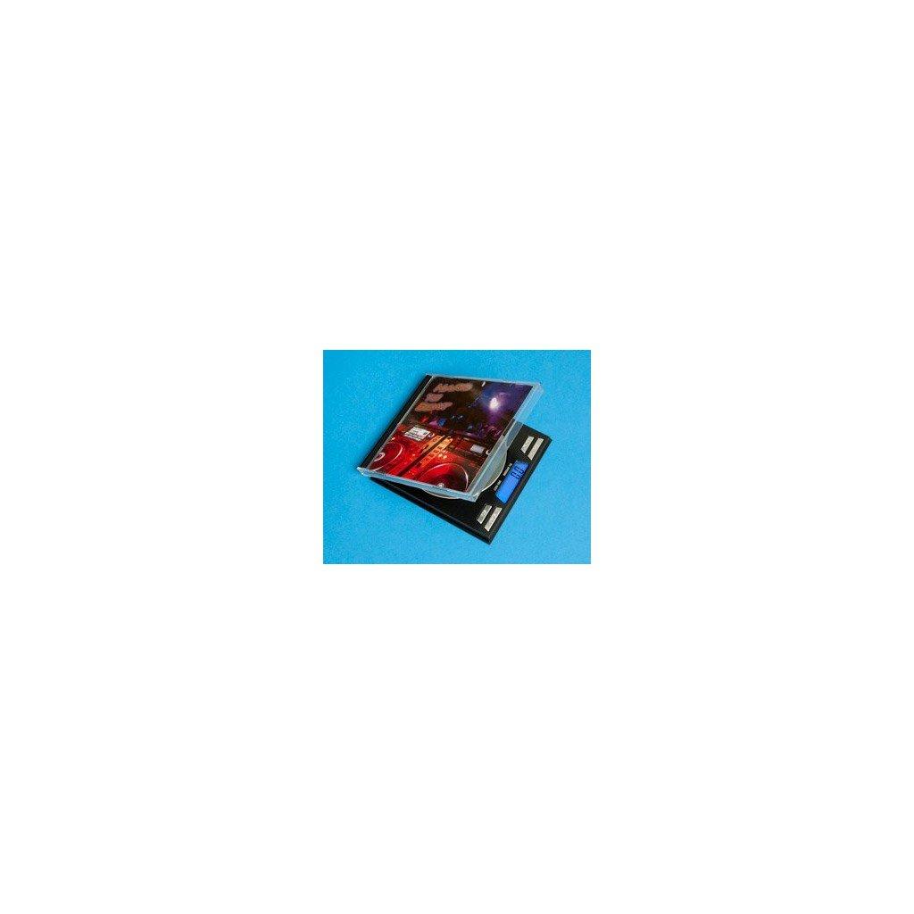 Váha SQUARE/CD 500g/0,1