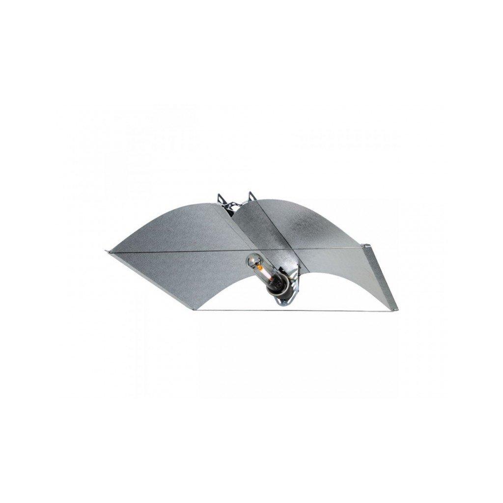 Stínidlo AZERWING LARGE, Reflektor 98x70 cm, objímka, 95% odrazu