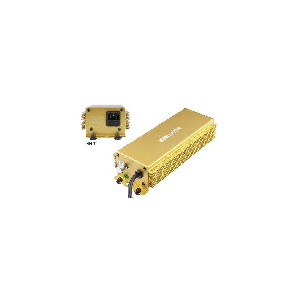 Elektronický předřadník ELEKTROX 600W - se čtyřpolohovou regulací