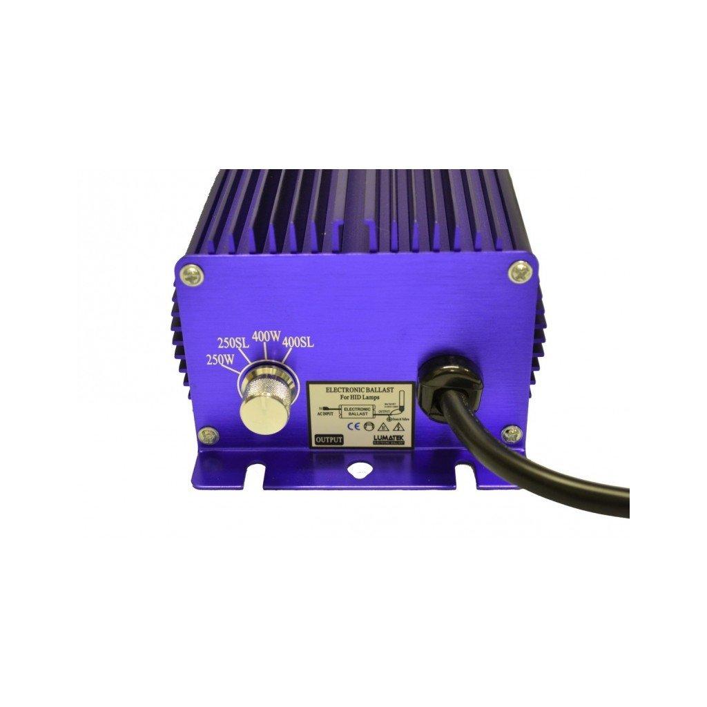 Elektronický Předřadník Lumatek 400W, 230V, IEC konektor
