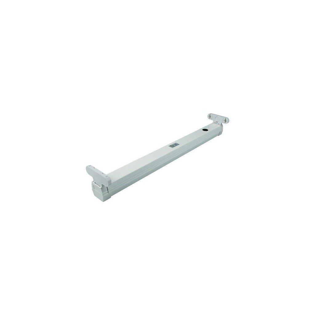 Armatura pro zářivky 2x18W, délka 60cm