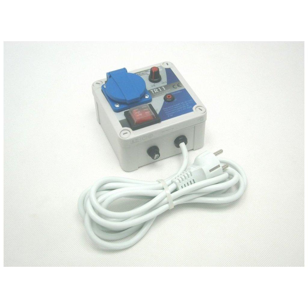 Malapa regulátor napětí plynulý do 900W, kabel 3m
