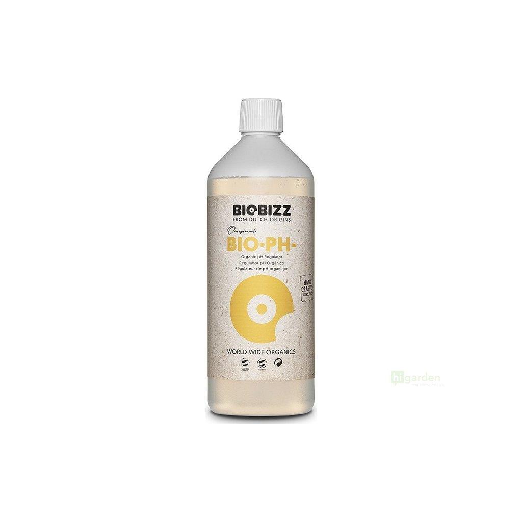 13802 biobizz bio ph cover