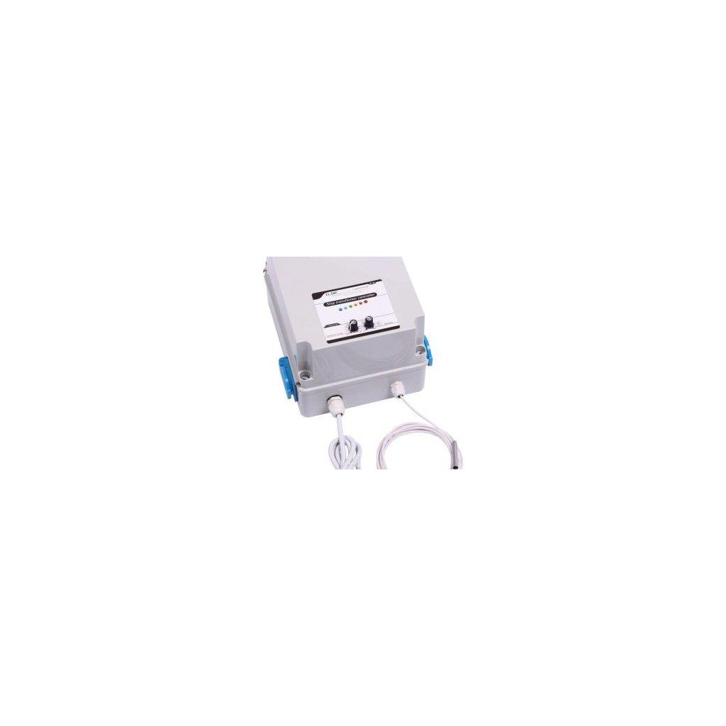 GSE Step transformer 2A - teplota/hystereze pro 2 ventilátory