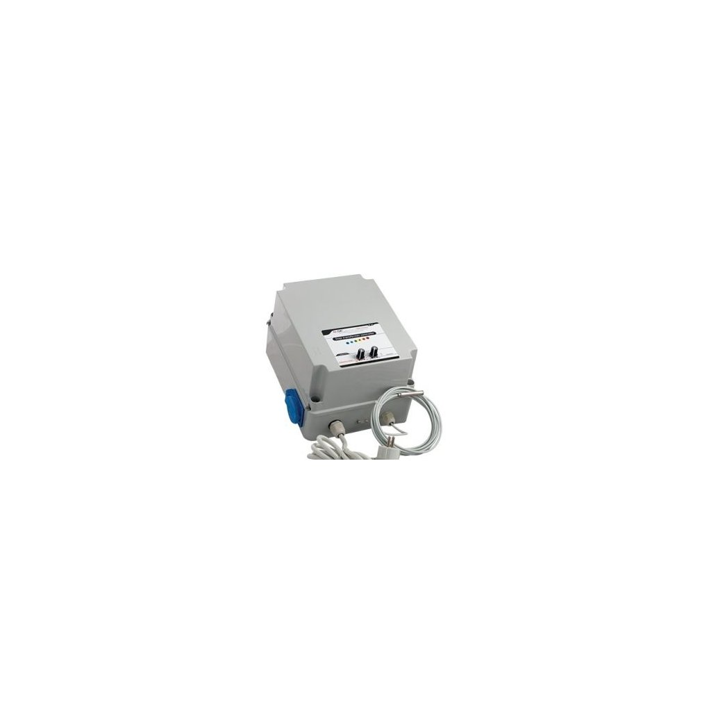 GSE Step transformer 8A - teplota/hystereze pro 1 ventilátor