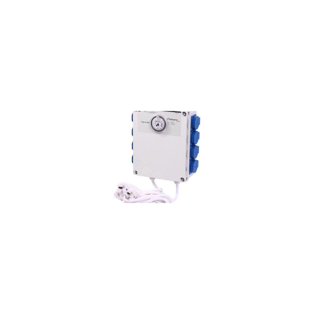 GSE Timer Box II - 8x600W / 220V