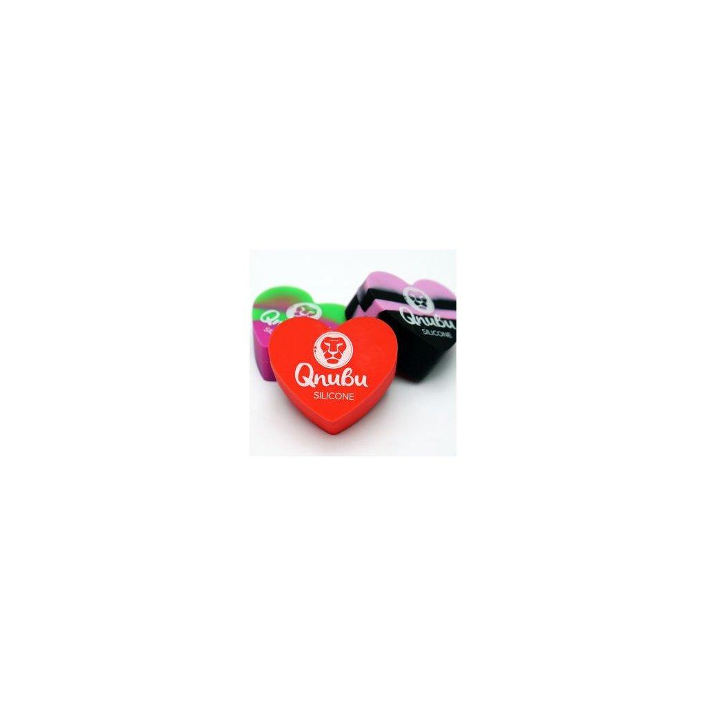 Rosin Heart Silikonové pouzdro 57x50x22mm