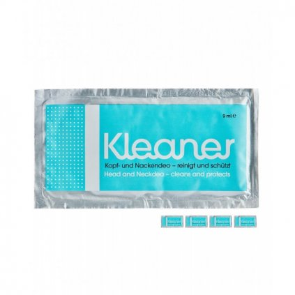 Kleaner - Hygienický ubrousek na ruce a tvář