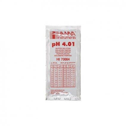 Kalibrovací roztok pH 4,01 20 ml